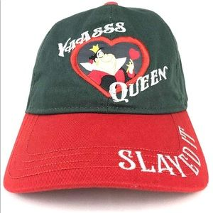 NWT DISNEY PARKS HAT   Yas Queen Slayed it